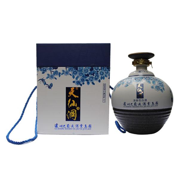 天仙洞清香型白酒